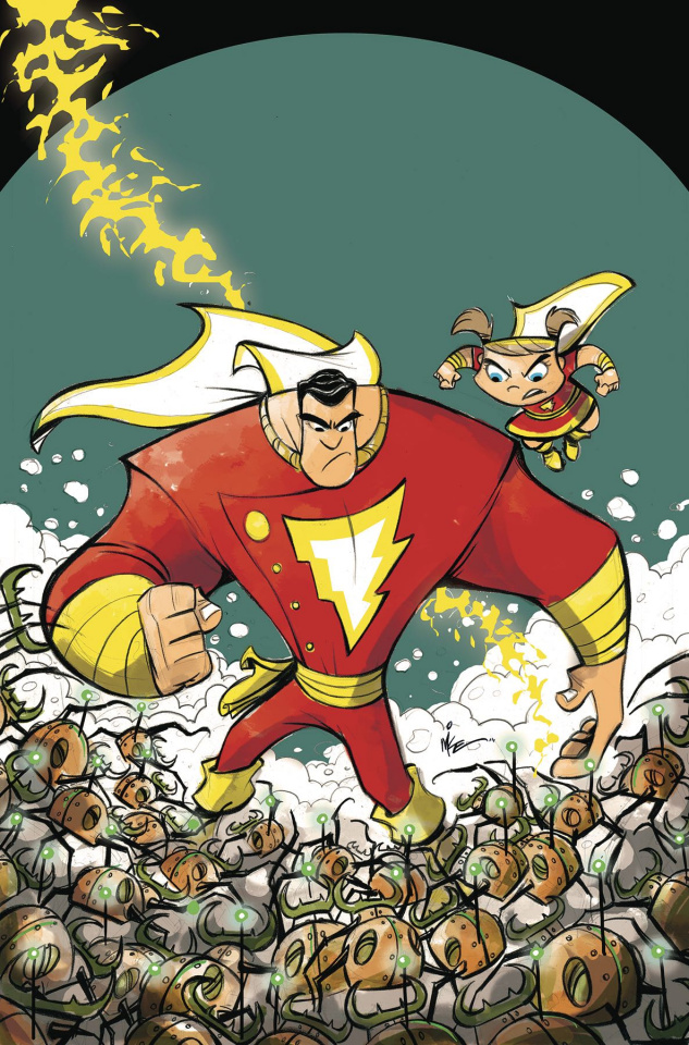 Billy Batson and the Magic of Shazam! Book 1