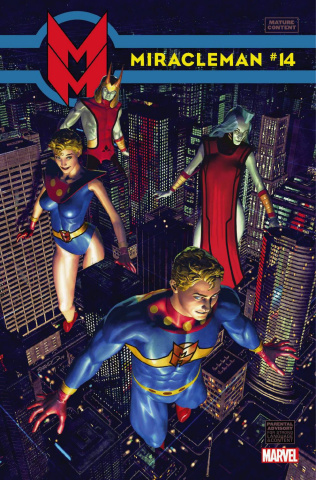 Miracleman #14 (Peterson Cover)