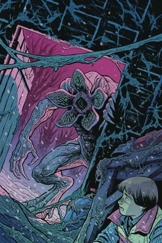 Stranger Things #4 (Young Cover)