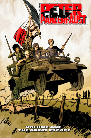 Peter Panzerfaust Vol. 1: The Great Escape