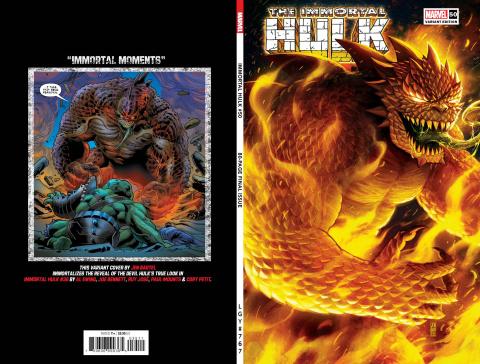 The Immortal Hulk #50 (Bartel Cover)