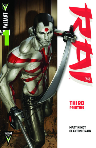 Rai #1 (3rd Printing)