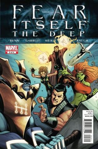 Fear Itself: The Deep #2