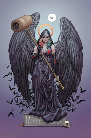 Harley Quinn #49 (Variant Cover)