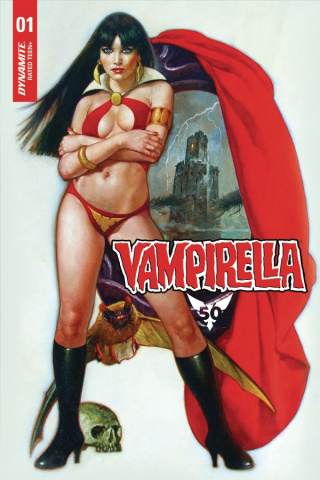 Vampirella #1 (Sanjulian Cover)