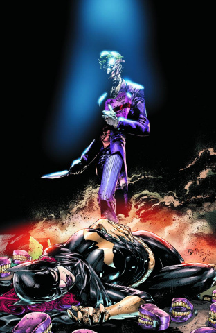 Batgirl Vol. 3: Death of the Family