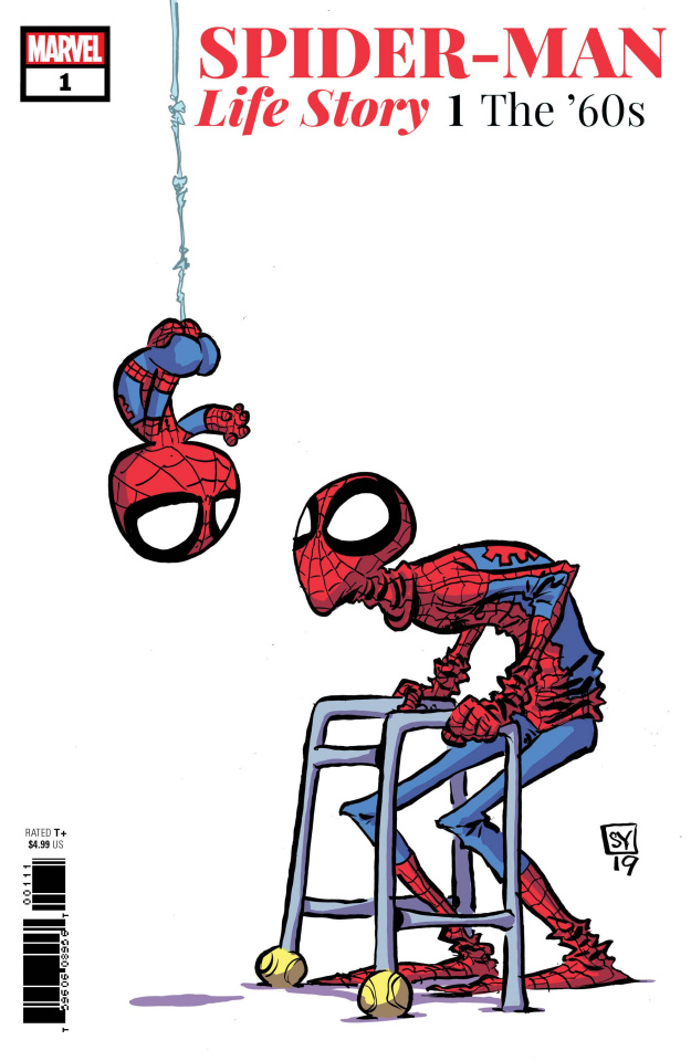 Spider-Man: Life Story #1 (Young Cover)