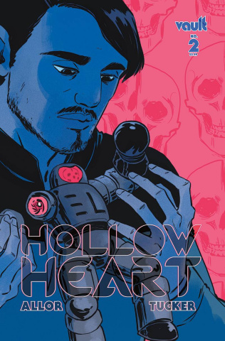Hollow Heart #2 (Hickman Cover)