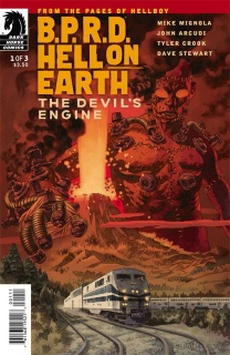 B.P.R.D.: Hell On Earth - The Devil's Engine #1