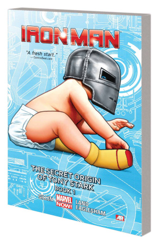 Iron Man Vol. 2: The Secret Origin of Tony Stark, Book 1