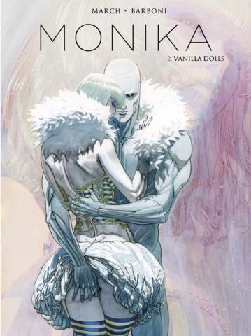 Monika Vol. 2 Vanilla Dolls