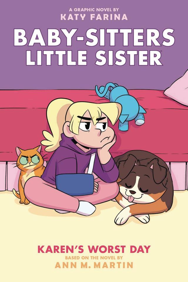 Baby-Sitters Little Sister Vol. 3: Karen's Worst Day