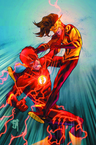 The Flash #21