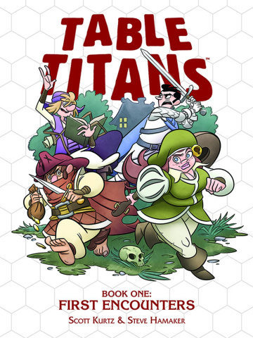 Table Titans Vol. 1: First Encounters