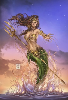 Grimm Fairy Tales: The Little Mermaid Vol. 1