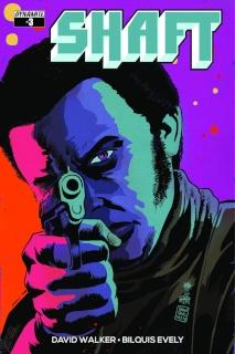 Shaft #3 (Francavilla Cover)