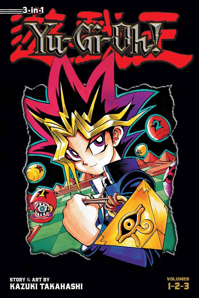 Yu-Gi-Oh! Vol. 1 (3-in-1)