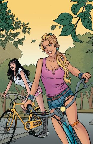 Betty & Veronica #1 (Alitha Martinez Cover)