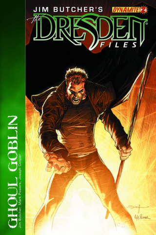 The Dresden Files: Ghoul Goblin #2