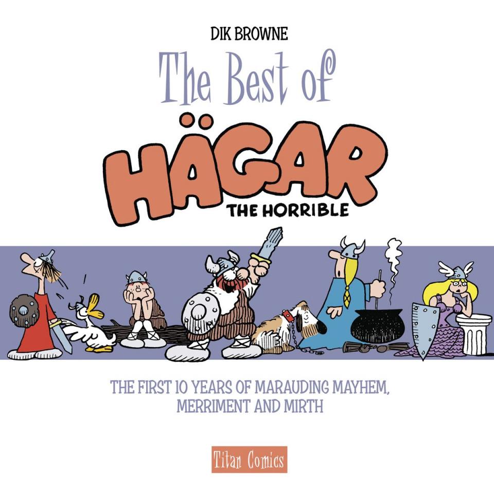 The Best of Hagar