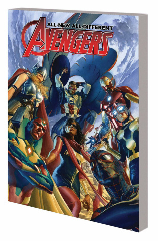 All-New All-Different Avengers Vol. 1