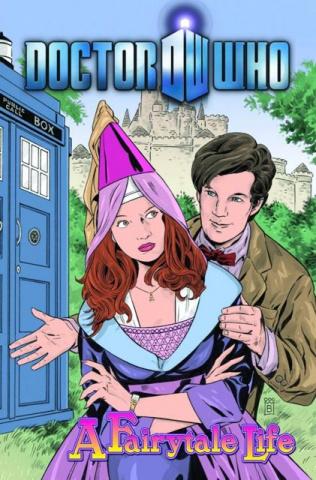 Doctor Who: A Fairytale Life