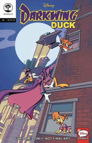 Darkwing Duck #5