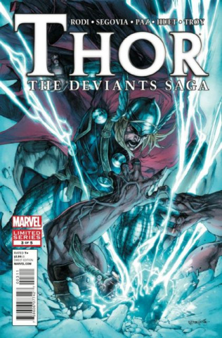 Thor: The Deviants Saga #3