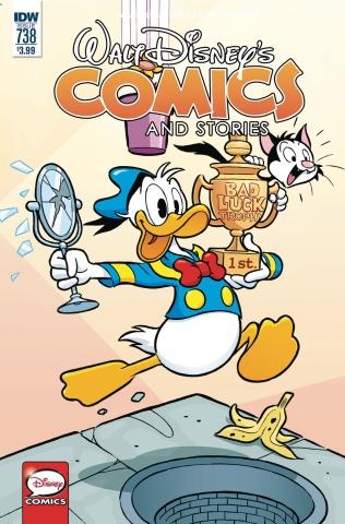 Walt Disney's Comics and Stories #738