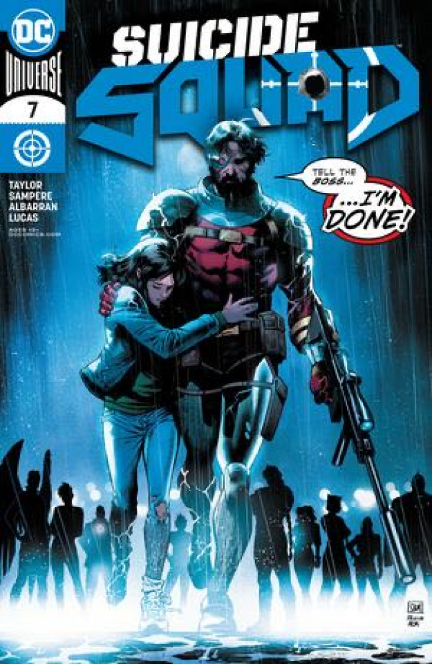 Suicide Squad #7 (Daniel Sampere Cover)