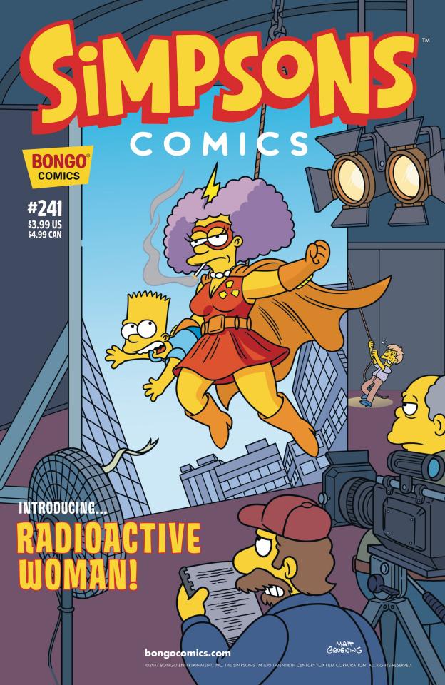 Simpsons Comics #241