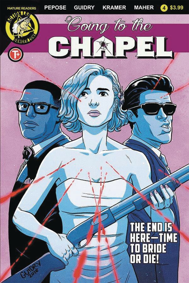 Going to the Chapel #4 (Guidry Cover)