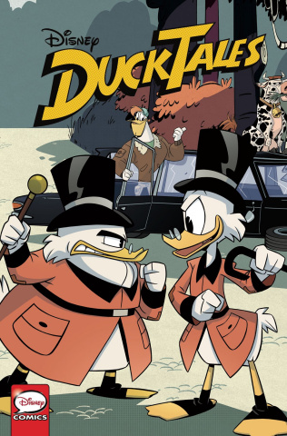 DuckTales Vol. 6: Imposters & Interns