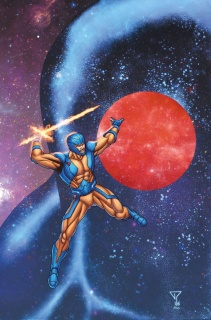 X-O Manowar #49 (10 Copy Portela Cover)