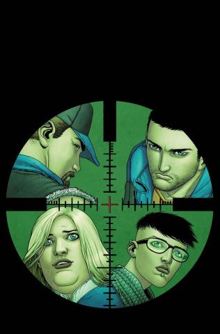 Harbinger: Renegade #7 (Portela Cover)