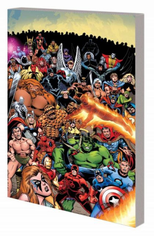 Avengers: Contest