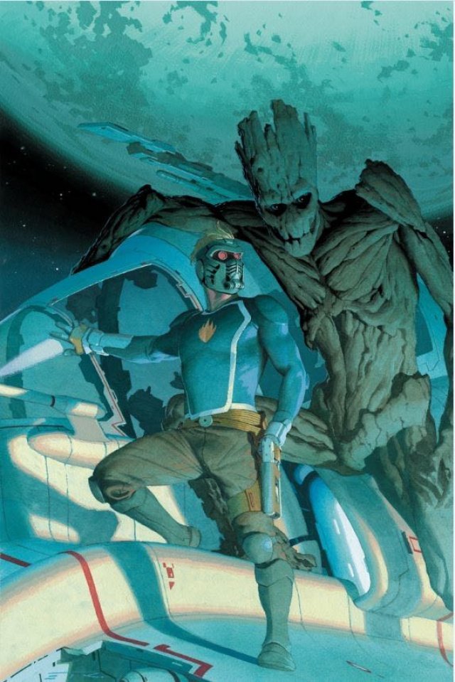 Guardians of the Galaxy #1 (Ribic Cover)
