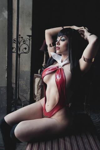 DIE!namite #3 (15 Copy Cosplay Virgin Cover)