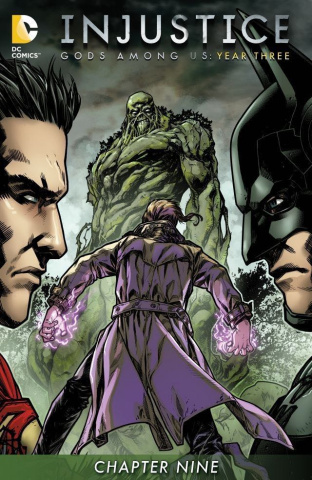 Injustice: Gods Among Us, Year Three #9