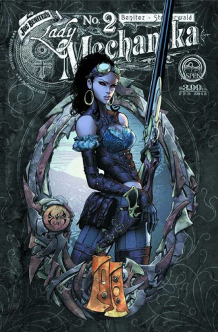 Lady Mechanika #2 (2nd Printing)
