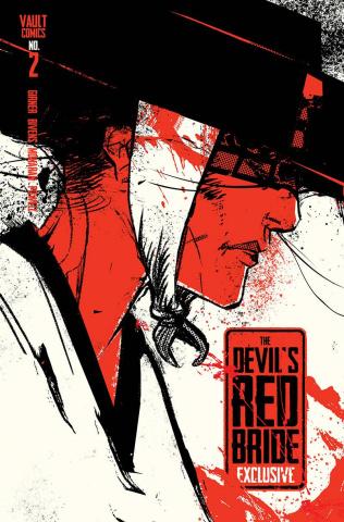 The Devil's Red Bride #2 (Gooden Daniel Cover)