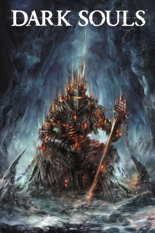 Dark Souls: Winter's Spite #2 (NYCC Cover)