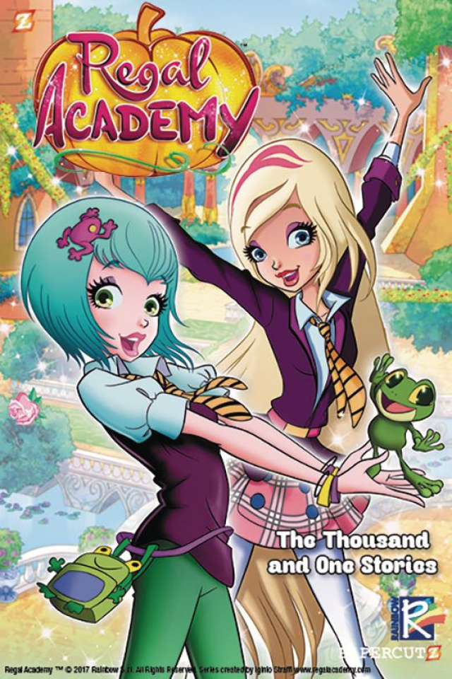 Regal Academy Vol. 2: Happily Ever After