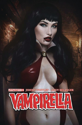 Vampirella #9 (Cosplay Cover)