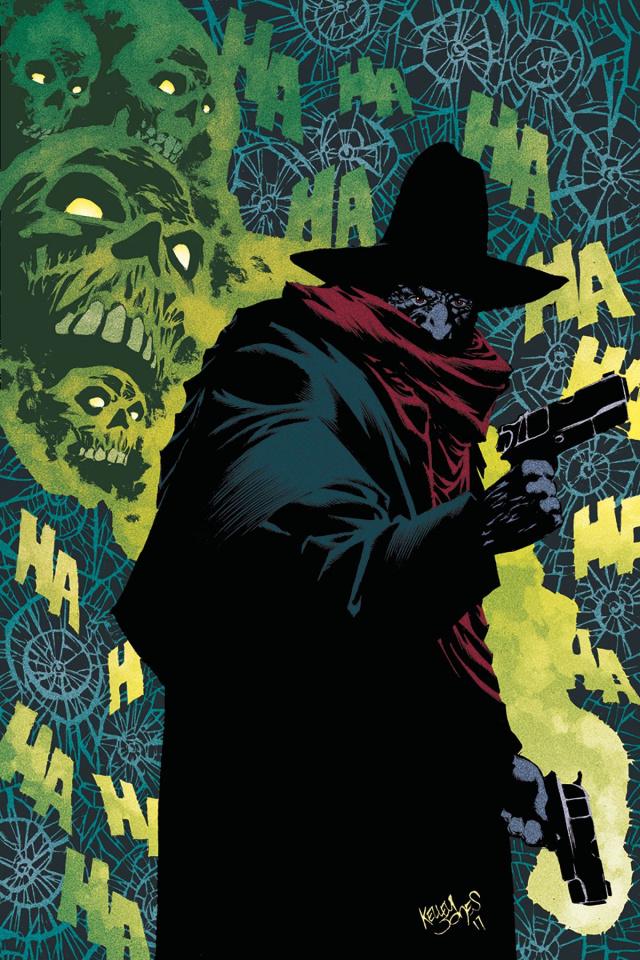 The Shadow #6 (20 Copy Jones Virgin Cover)