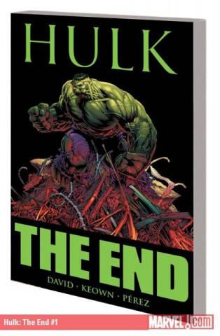 Hulk: The End Collection