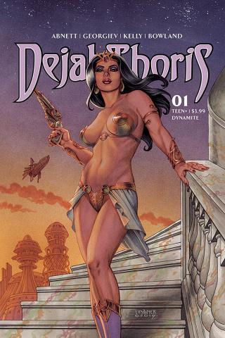 Dejah Thoris #1 (Linsner Cover)
