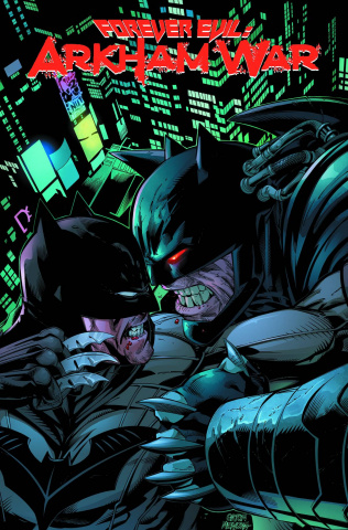 Forever Evil: The Arkham War