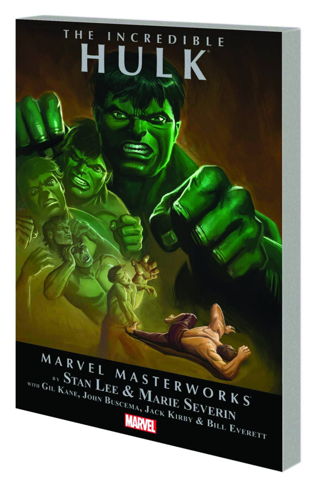 The Incredible Hulk Vol. 3  (Marvel Masterworks)