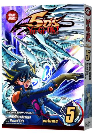 Yu-Gi-Oh! 5Ds Vol. 5